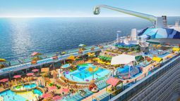 Royal Caribbean's new Odyssey of the Seas to sail from Israel