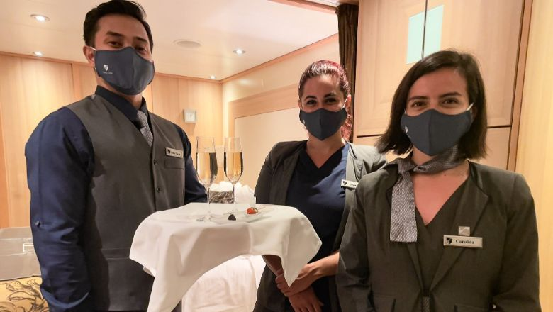 Housekeeping manpower has been increased, 300 new recipes added, and more enhanced amenities and services for Seabourn's fleet.