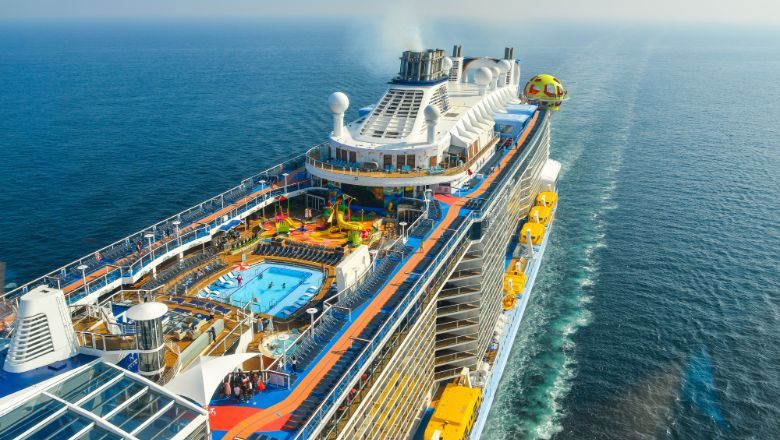 Spectrum of the Seas feature ground-breaking escapades exclusively designed for the Asian market.