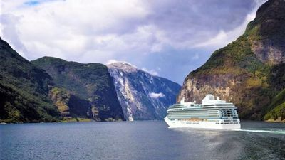 Oceania Cruises' new ship breaks single-day booking record