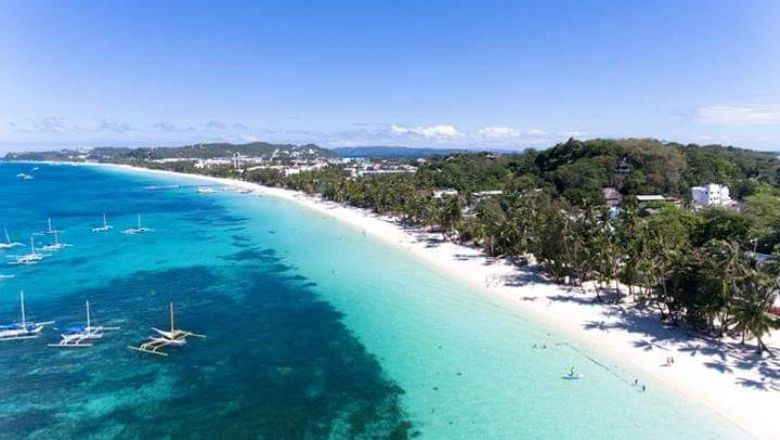 With the travel ban lifted, data revealed that a total of 9,066 tourists arrived in Boracay through Caticlan from 1-13 June, as opposed to 1,481 arrivals for the whole of April.