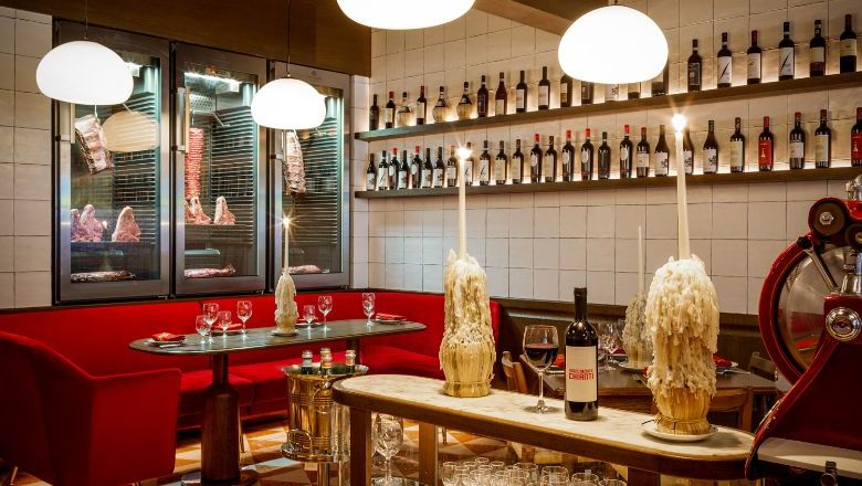 Black Sheep Restaurants' New York Italian dining outlet Carbone.