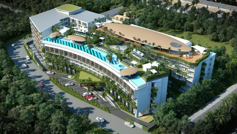 HOMA Phuket Town is a fully integrated healthcare-hospitality complex that allows its guests to recuperate in luxury.