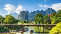 Slowly but surely, Laos plans travel comeback