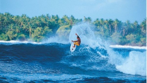 Surfing will be a focus as Maldives diversifies its tourism products.