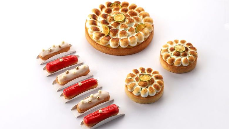 One of the live masterclasses on offer is eclair-making by pastry chef Cheryl Koh of Tarte by Cheryl Koh.