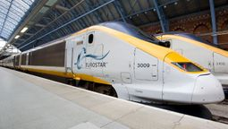 Take the train to London – and save the planet