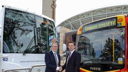 Aussie transport giants seal deal with Singapore connection