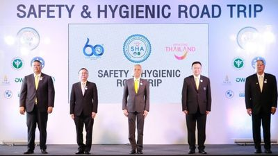 Thailand maps out safety manual for road trip promotion