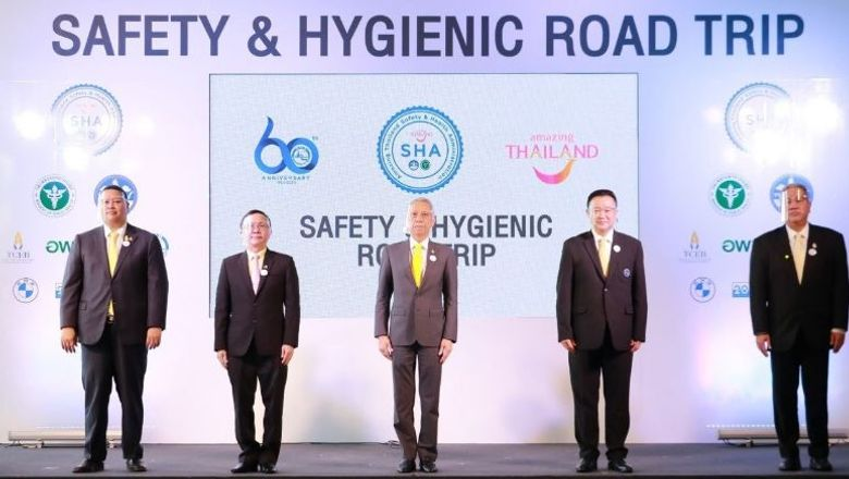 Thailand's top tourism executives presided over the launch ceremony of the manual.