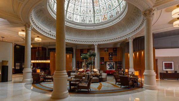 Threadneedles Hotel, London.
