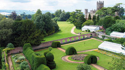 Travel in style to the home of Downton Abbey