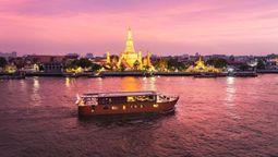 Loy River Song sets sail along Chao Phraya River