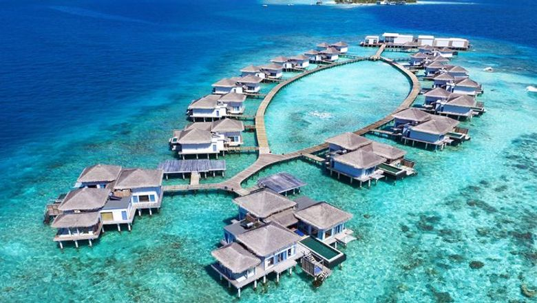 While buyouts used to be more commonplace at resorts, the trend is shifting to city properties. Pictured: Raffles Maldives Meradhoo