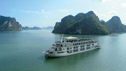 More ships venturing into Vietnam's Lan Ha Bay
