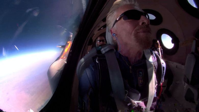 Virgin Group Founder Richard Branson has plans to begin taking paying customers to space next year.