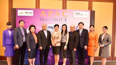 Airlines unite behind Thai MICE promotion