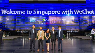STB, SACEOS get platform to reach 1 billion Chinese active users