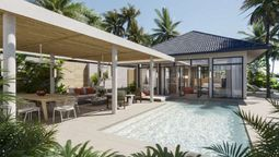 Air, land and sea all set in Samui