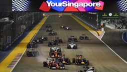 F1 is back on track, hopefully with crowds