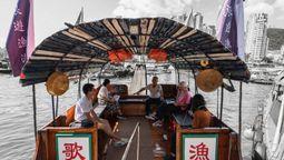 Sampan's calling this Hong Kong tour operator