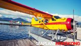Say bye to busy streets from a seaplane