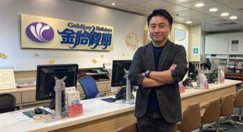 Goldjoy takes a giant step in cyberspace to grow Asia's cruise industry