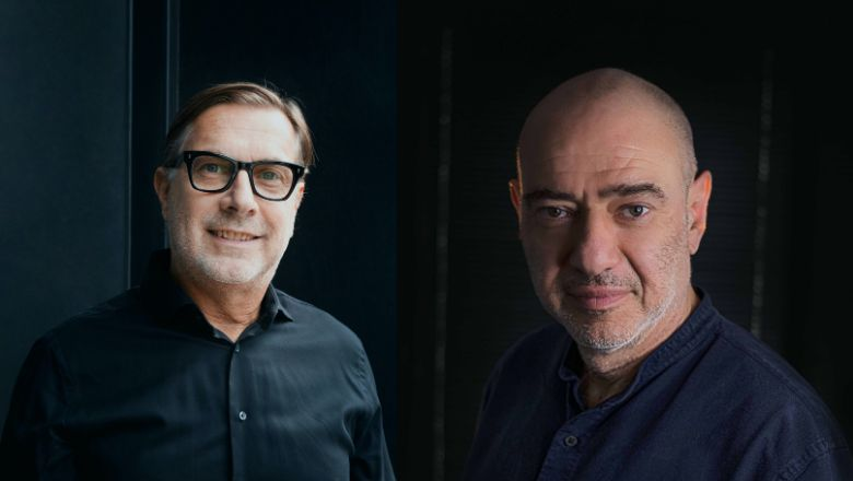 KUBE Ventures founders Michael Levie (left) and David Keen (right) want to catalyse transformation: be it in technology, operations or human resources.