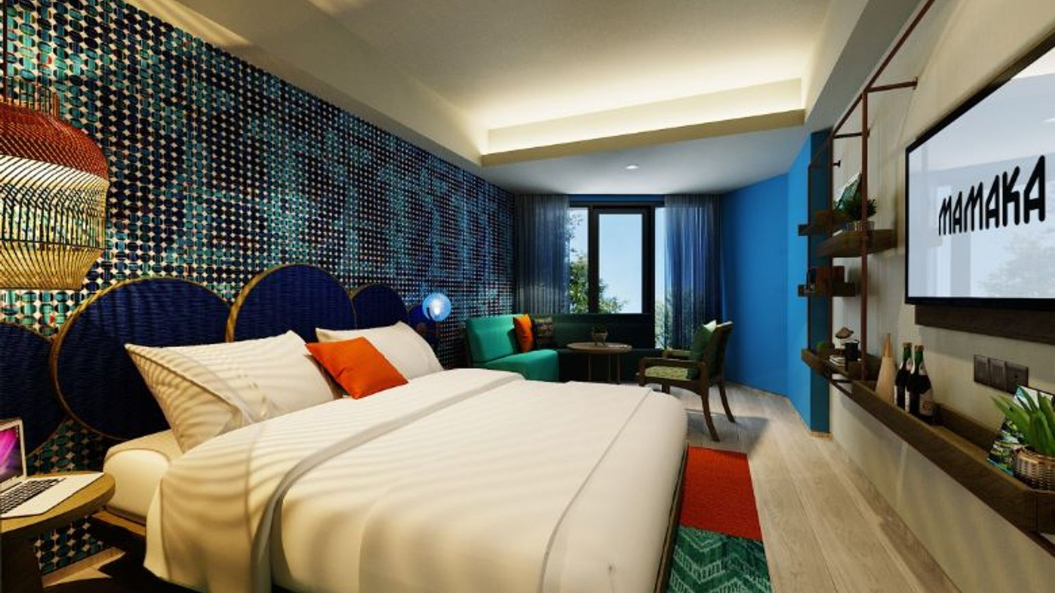 Ovolo plants first property in Indonesia