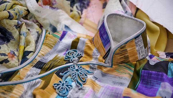 上海宝星时装旗袍