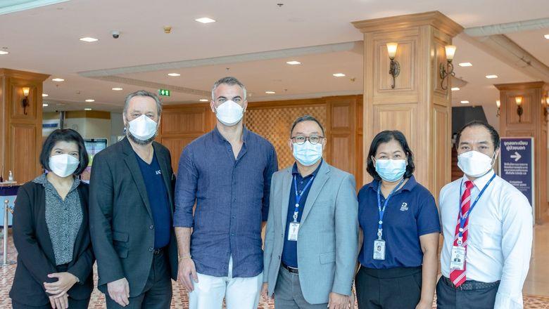 HOMA普吉镇与曼谷医院携手揭幕共享生活项目以期推动普吉岛的医疗旅游大业