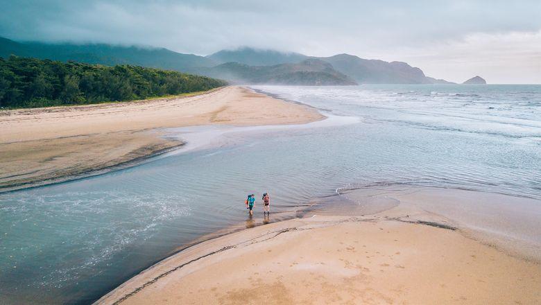 昆士兰这些私藏的绿色海岛,美而不言
