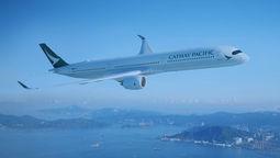 国泰航空承诺于2030年采用百分之十可持续航空燃油