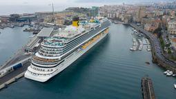 歌诗达邮轮又添新船开航 同步开启国际航线
