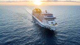 未来旗舰闪耀中东,MSC地中海华彩号命名仪式将在迪拜举行