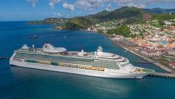 欧洲游轮市场全面重启 皇家加勒比游轮安全启航