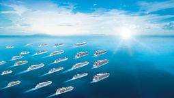 皇家加勒比宣布旗下25艘游轮将于明年春季之前全面复航