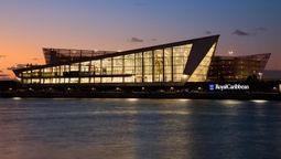 皇家加勒比在美国加尔维斯顿港的新游轮码头正式开建