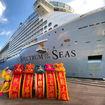 """皇家加勒比:""""海洋光谱号""""于香港正式复航"""