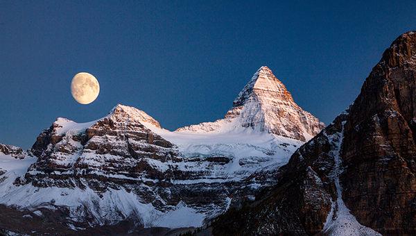 旅游摄影师王滢拍摄的加拿大风景作品