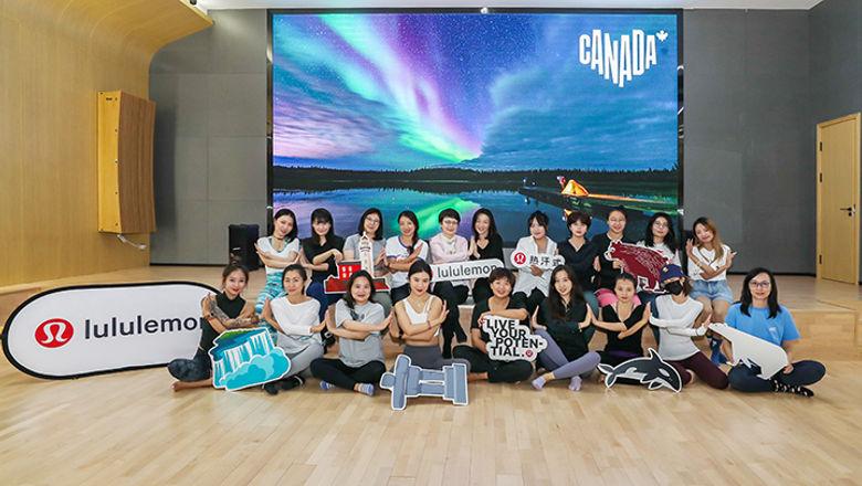 加拿大旅游局:携手lululemon打造沉浸式轻瑜伽体验