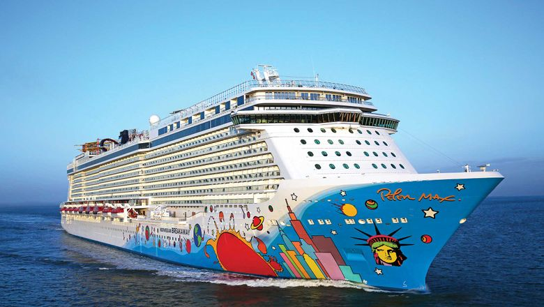 Norwegian Cruise Line has offered cruises to nowhere on the Breakaway, from New York.