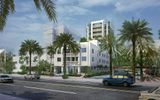 Renderings of Iberostar's second U.S. hotel, expected to open in late 2016 in Miami Beach.