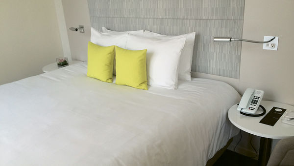 Melia's Innside New York NoMad has 313 rooms and includes amenities such as WiFi, flat-screen TVs and a minibar.