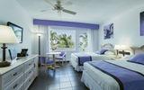 A guestroom at the Hotel Riu Plaza Miami Beach.