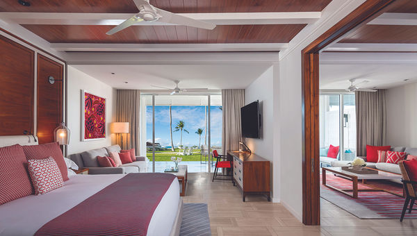 Upgrades in 2015 at the One&Only Ocean Club included updates to its Hartford Wing.