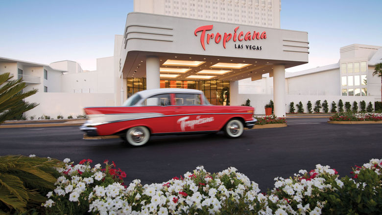 The Tropicana Las Vegas will be the first in the Bally's Corp. portfolio.
