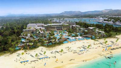 Caesars resort in development in Los Cabos