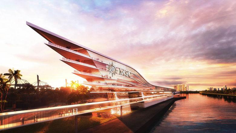 MSC Cruises unveils plans for Miami terminal