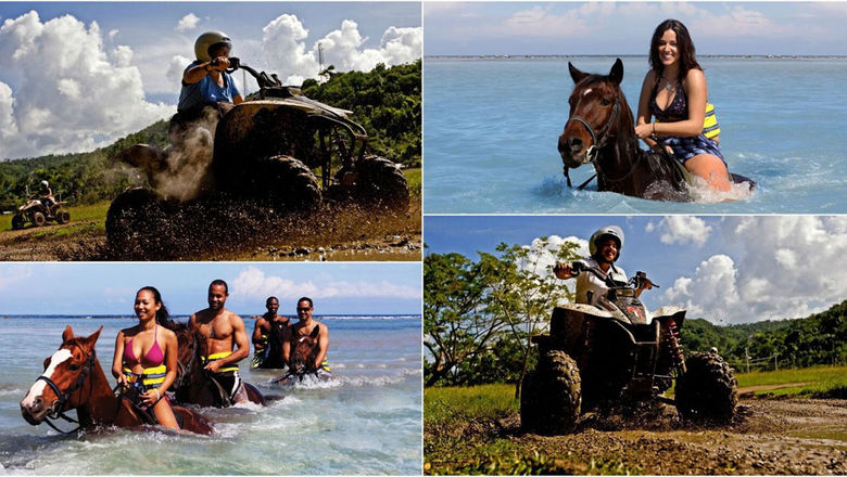 Tour options at Chukka. The Jamaican-based company is gearing up its adventure tours for visitors.